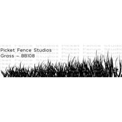 Picket Fence leimasin Grass