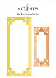 Altenew Slim Deco Cover -stanssisetti