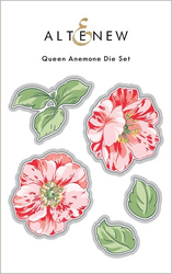 Altenew Queen Anemone -stanssisetti