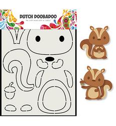 Dutch Doobadoo Squirrel -sapluuna
