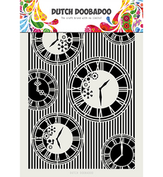 Dutch Doobadoo Clocks -sapluuna