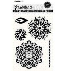 Studio Light Essentials -sapluuna Mask Doodle 58