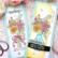 Pinkfresh Studio leimasinsetti Floral Vase