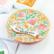 Pinkfresh Studio sapluunasetti Floral Print Circle, A2