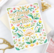 Pinkfresh Studio sapluunasetti Folk Floral Print, A2