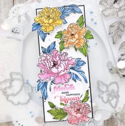 Pinkfresh Studio leimasinsetti Friendship Blooms