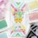 Pinkfresh Studio stanssi Modern Layered Florals