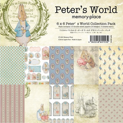 Memory Place paperipakkaus Peter's World