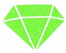 Aladine Izink Diamond -glittermaali, sävy Vert Clair