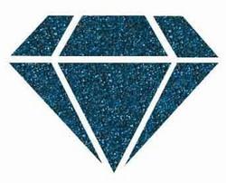 Aladine Izink Diamond -glittermaali, sävy Beautiful Bleu by Seth Apter
