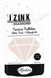 Aladine Izink Diamond -glittermaali, sävy Or Pastel