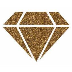 Aladine Izink Diamond -glittermaali, sävy Golden Bronze by Seth Apter
