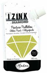 Aladine Izink Diamond -glittermaali, sävy Dore