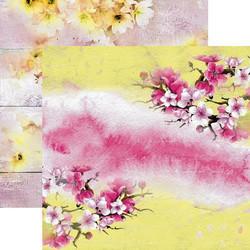 13@rts skräppipaperi Pastel Spring, Sunny Spring Morning