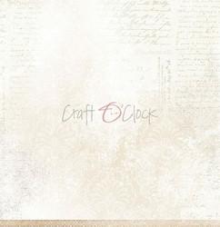 Craft O'clock skräppipaperi Wedding Dream 01