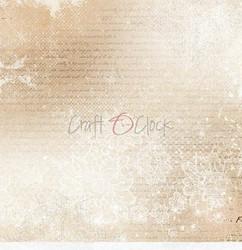 Craft O'clock skräppipaperi Wedding Dream 03