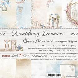 Craft O'clock paperipakkaus Wedding Dream, 8