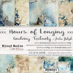 Craft O'clock paperipakkaus Hours Of Longing, 8
