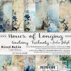 Craft O'clock paperipakkaus Hours of Longing