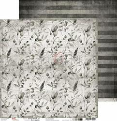 Craft O'clock skräppipaperi Gray Mood 04
