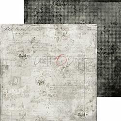 Craft O'clock paperipakkaus Gray Mood