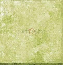 Craft O'clock skräppipaperi Green Mood 03