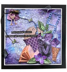 Studio Light stanssisetti Jeanine's Mindful Art 12