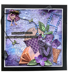 Studio Light stanssisetti Jeanine's Mindful Art 14