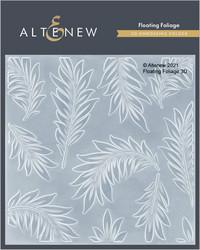 Altenew 3D kohokuviointikansio Floating Foliage