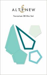Altenew 3D Terrarium -stanssisetti