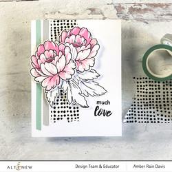 Altenew Book Engravings -leimasinsetti
