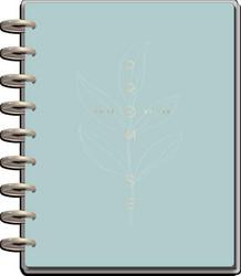 Mambi Classic Planner -kalenteri, Simple Faith, 18 kk päivätty