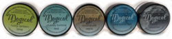 Lindy's Stamp Gang Shimmer Magicals -jauheet, Industrial Chic