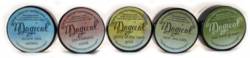 Lindy's Stamp Gang Shimmer Magicals -jauheet, Mermaid Seashells