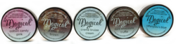 Lindy's Stamp Gang Shimmer Magicals -jauheet, Sweet Treats