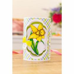 Gemini leimasin- ja stanssisetti March, Daffodil
