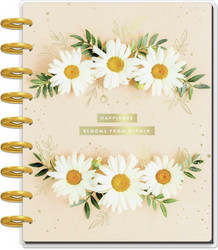 Mambi Classic Guided Journal, Pressed Florals