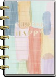 Mambi Mini Planner -kalenteri, Painterly Pastel, 12 kk päivätty