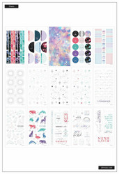 Mambi Happy Planner Value Pack -tarrapakkaus The Stargazer