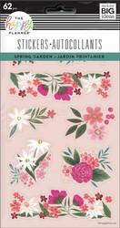 Mambi Happy Planner tarrat Spring Florals