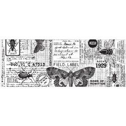 Tim Holtz Idea-Ology Collage paperipakkaus Entomology