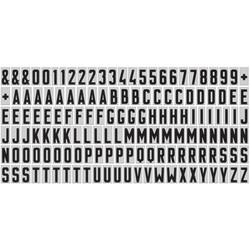 Tim Holtz Idea-Ology Mini Marquee Letters -leikekuvat