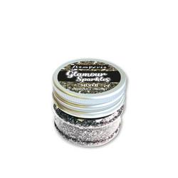 Stamperia Glamour Sparkles -murska, sävy Silver