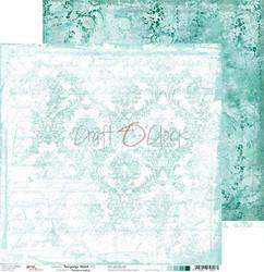 Craft O'clock skräppipaperi Turquoise Mood 03