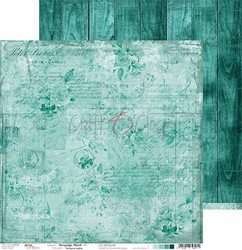 Craft O'clock skräppipaperi Turquoise Mood 04