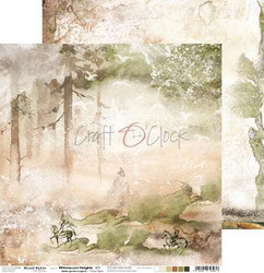 Craft O'clock skräppipaperi Bittersweet Heights 03