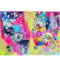 Studio Light Art By Marlene leimasinsetti Dramatic Dots