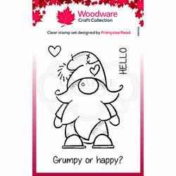 Woodware leimasin Gnome
