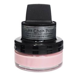 Cosmic Shimmer Matt Chalk Polish, sävy Antique Rosewood
