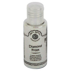 Cosmic Shimmer Diamond Frost -glitterjauhe, Aurora Sparkle